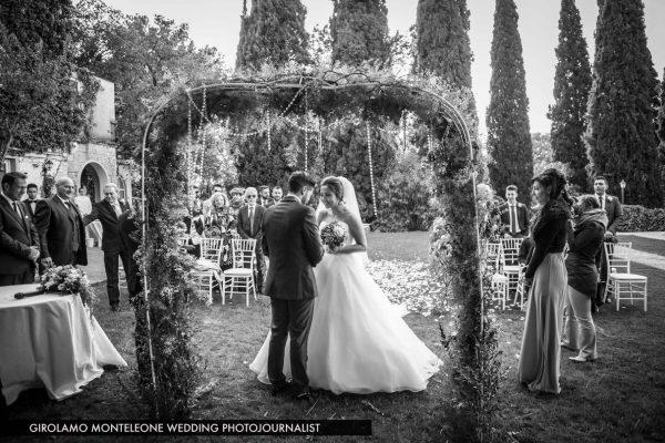 matrimonio civile Villa Pocci