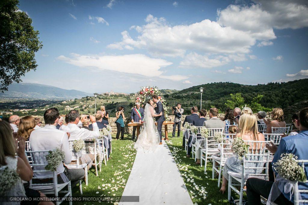 promesse matrimonio civile Castello di Rosciano