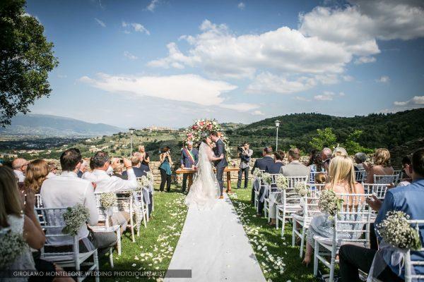 matrimonio civile Castello di Rosciano