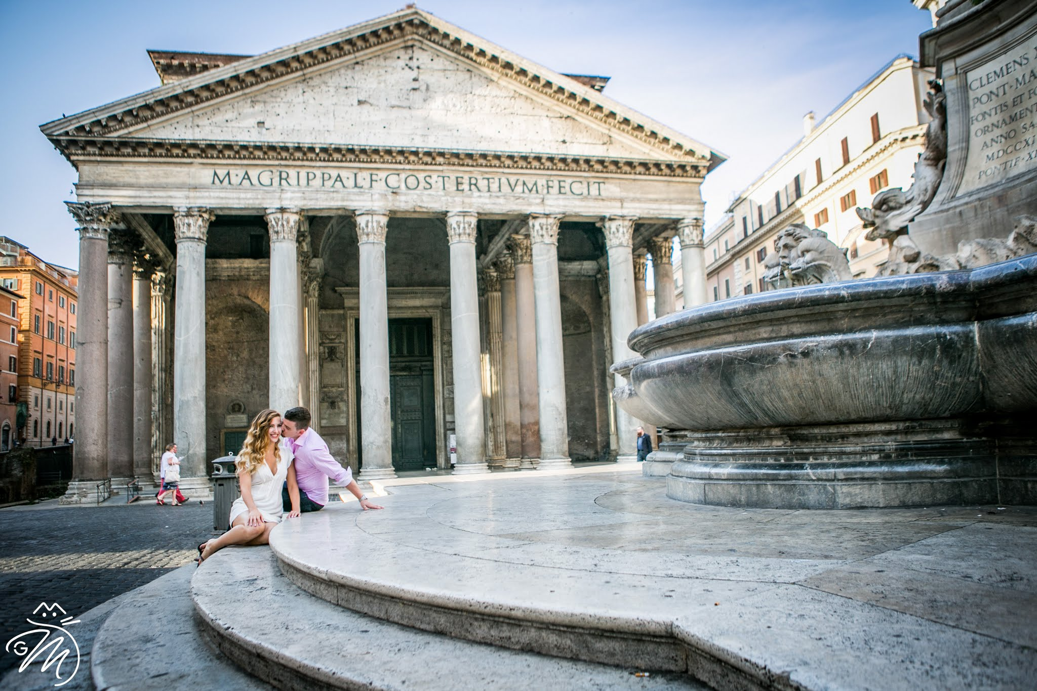 Honeymoons in Rome
