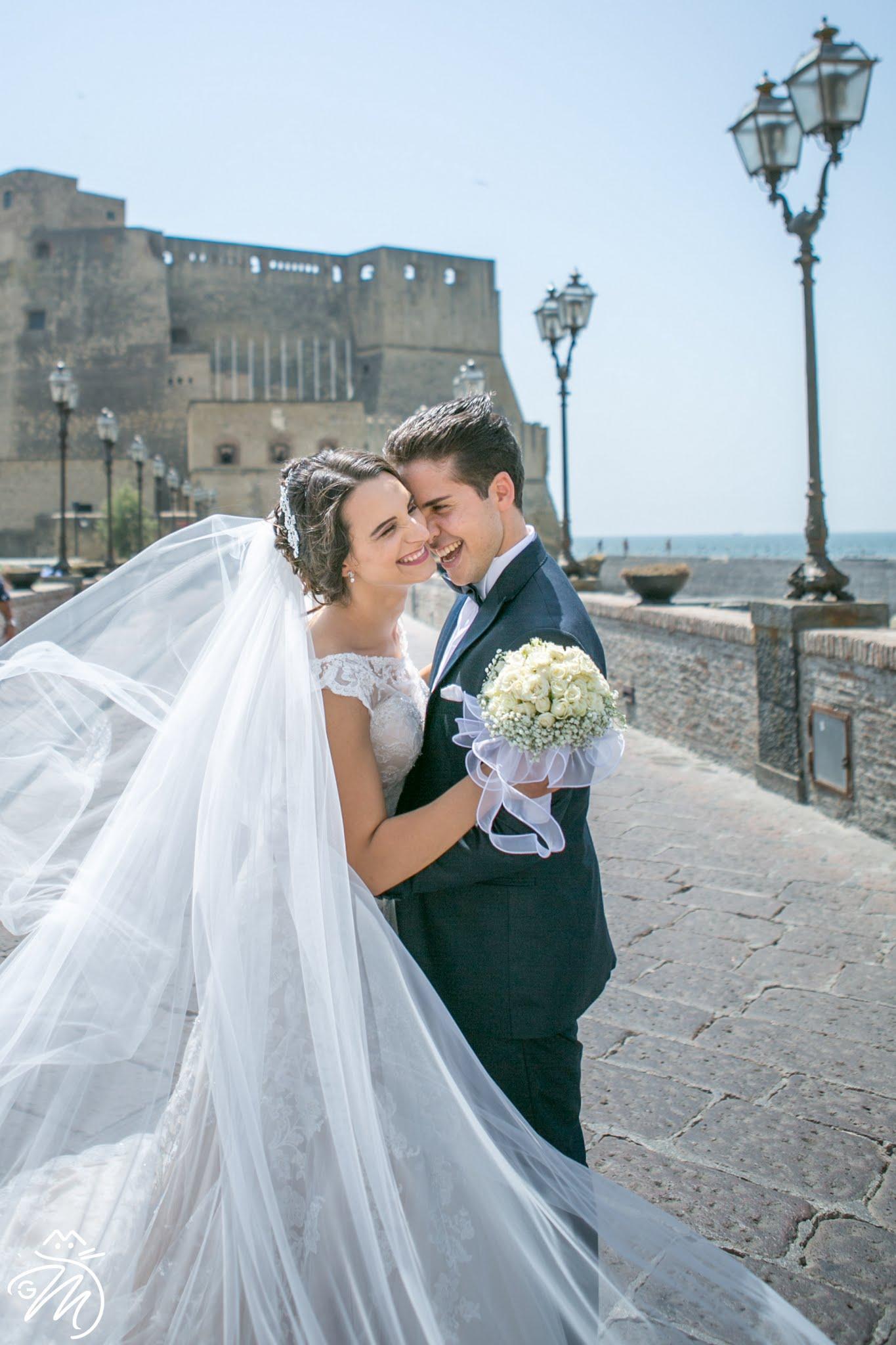 MATRIMONIO NAPOLI CASTEL DELL OVO