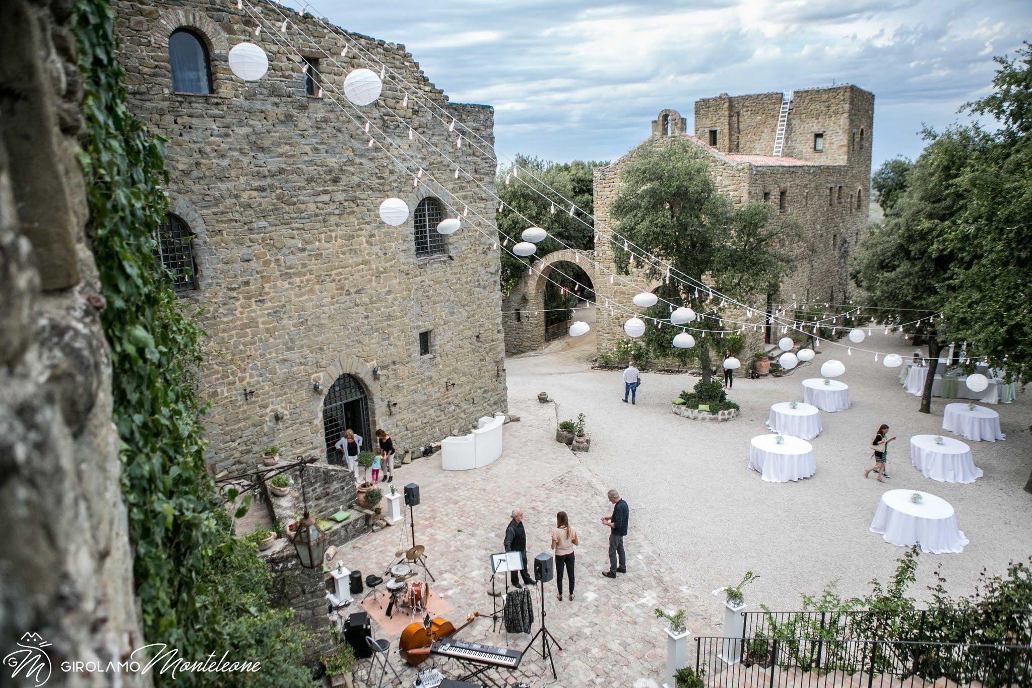WEDDING in UMBRIA ITALY Castello di Rosciano