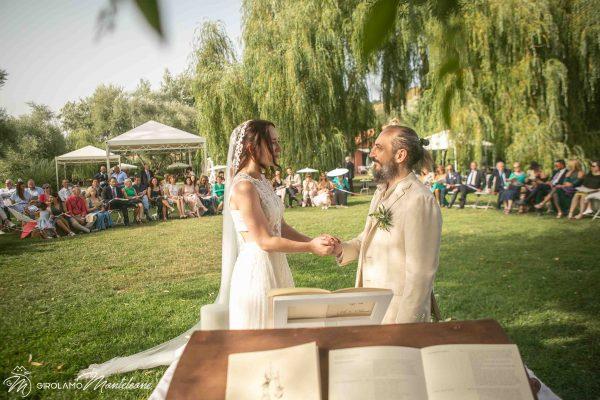 Matrimonio civile Tenuta di Polline