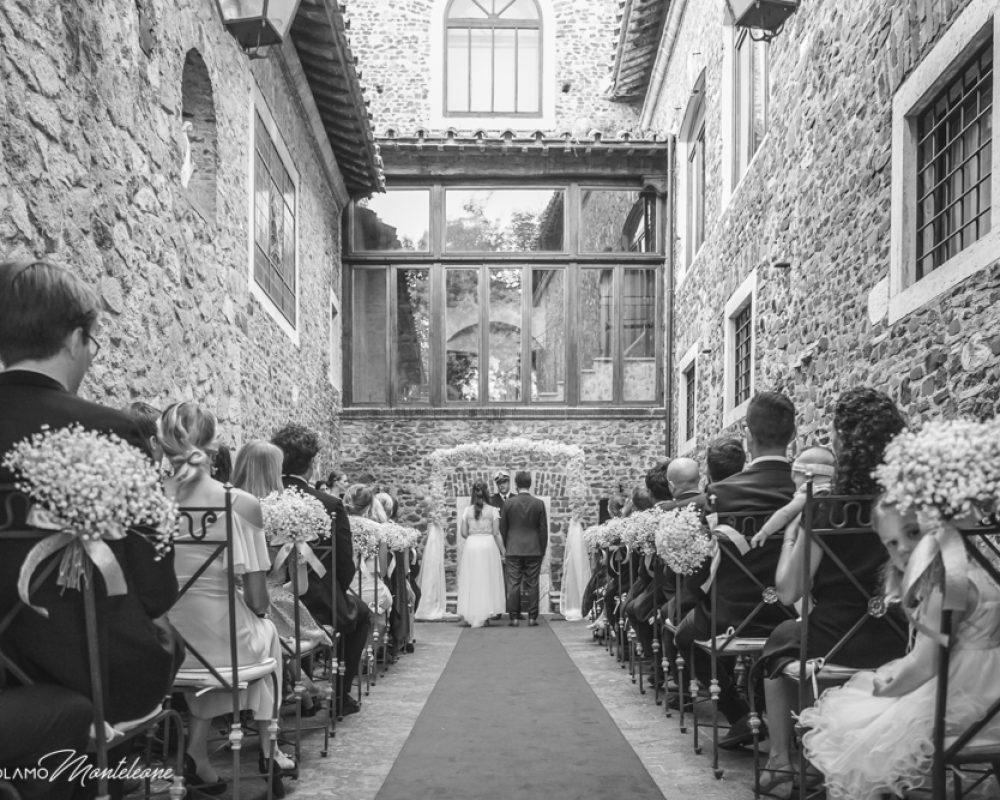 Castello della Castelluccia | matrimonio Svedese a Roma Emily & Hampus