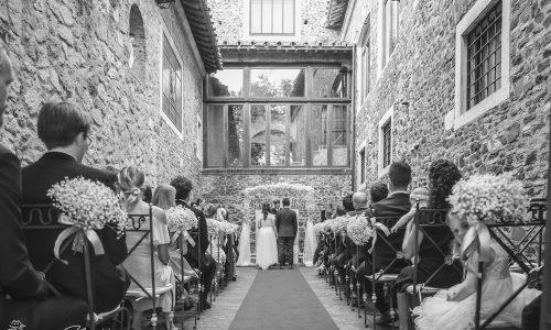 Castello della Castelluccia   matrimonio Svedese a Roma Emily & Hampus
