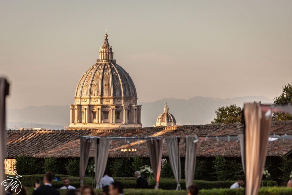 Idee matrimonio elegante: Villa Piccolomini