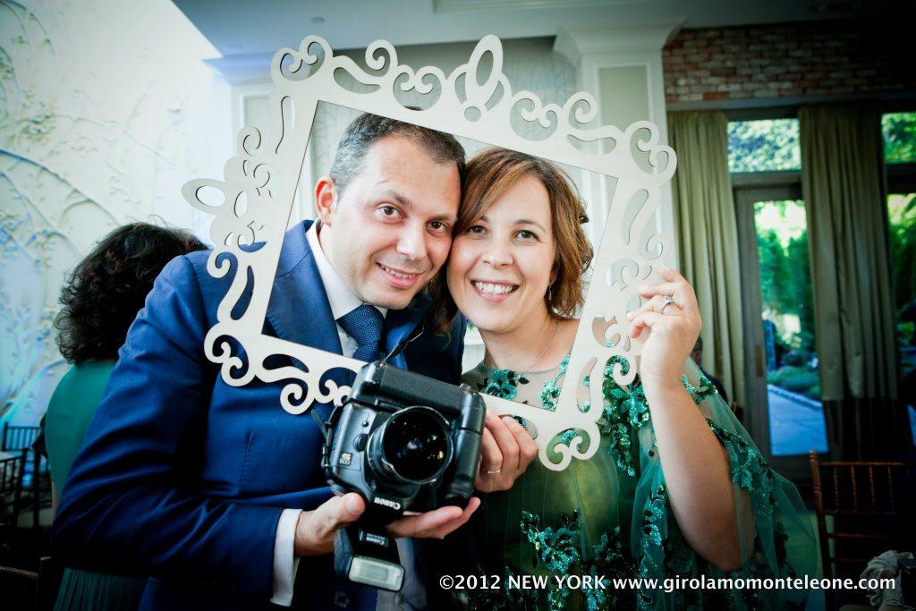 Girolamo & Barbara matrimonio a New York