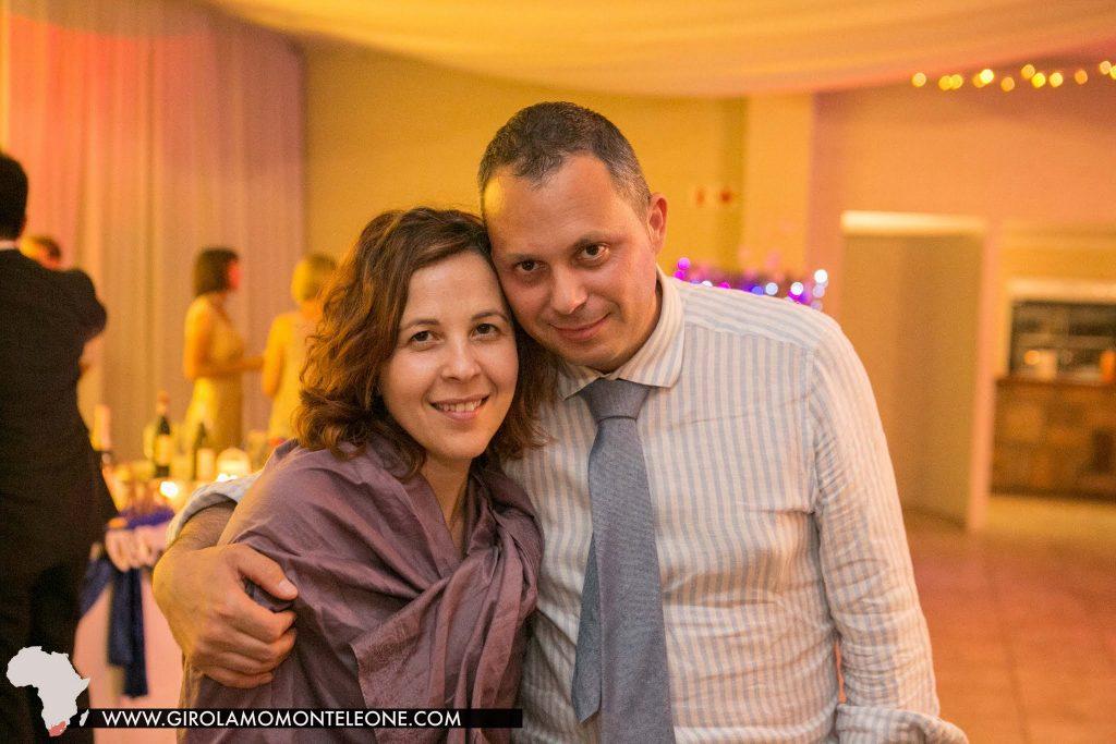 Girolamo & Barbara matrimonio in Sud Africa