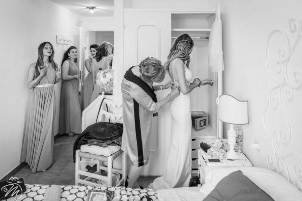 Fotoreporter Matrimonio: wedding reportage