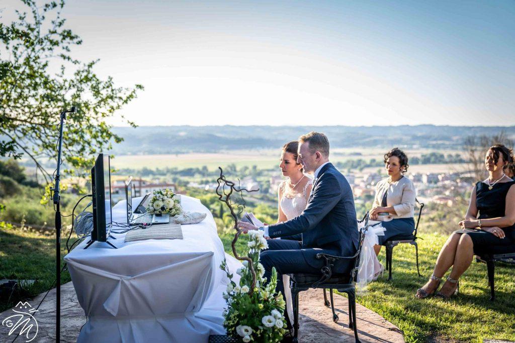 Matrimoni con pochi invitati giugno 2021