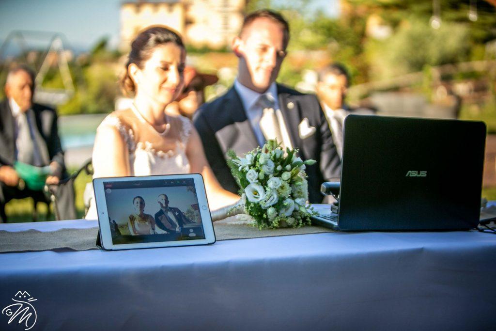 Consigli per matrimonio senza invitati durante il Cobid-19