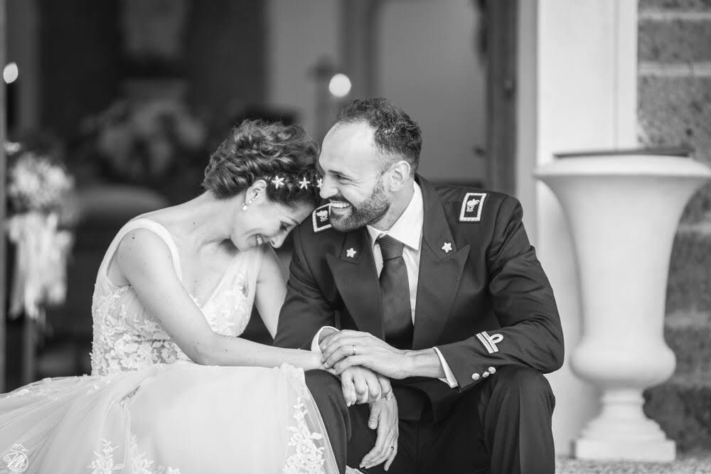 Immagini emozionali di un matrimonio